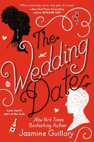 The Wedding Date by Jasmine Guillory   The Best Book Covers of