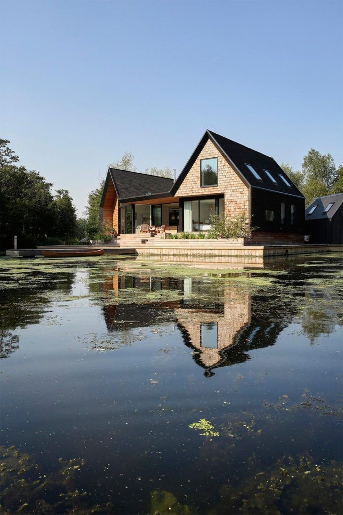 Backwater home designed to benefit from the views of the surroundings - Page 3 of 3 - CAANdesign | Architecture and home design blog