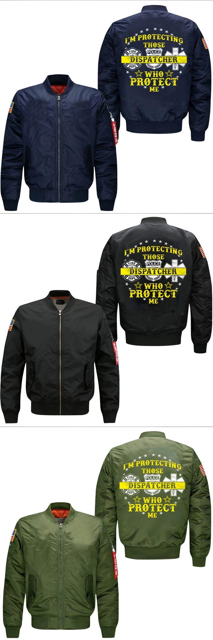 2017 new I AM PROTECTING spring men's flight jacket  leisure collar code Air Force pilots mans windbreaker jacket,EU siz