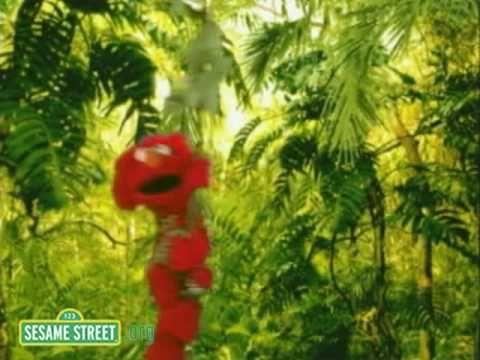 Elmo's World: Flowers Active - YouTube