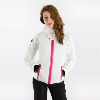 #carlabikiniVeste de ski technique #Watts Femme Juice Blanc