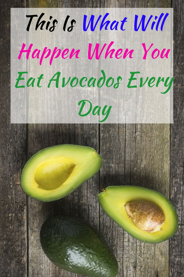 20 REASONS WHY YOU SHOULD EAT AN ENTIRE AVOCADO EVERY DAY