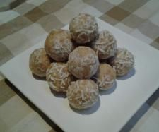 Recipe Lemon Bliss Balls  | Thermomix #GlutenFree Recipe Competition