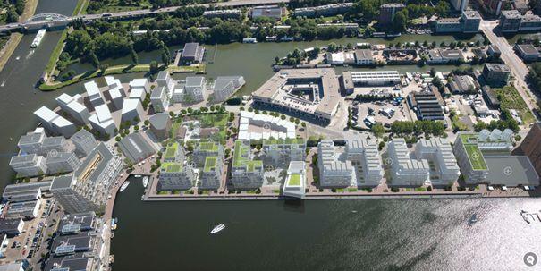GROZA Groen licht voor tweede deelfase Cruquius: Dit zijn de plannen http://www.groza.nl www.groza.nl, GROZA