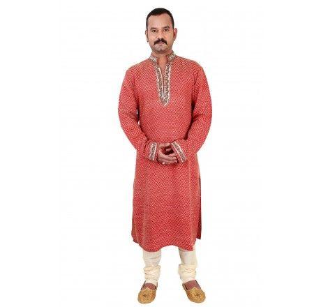 Mens designer Kurta Pyjama Sherwani from www.muhenera.com