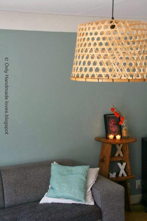 DIY: maak van een mand een lamp