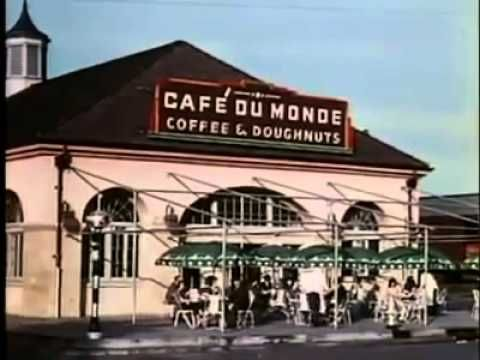 New Orleans in 1940 -  A Brief New Orleans History Lesson