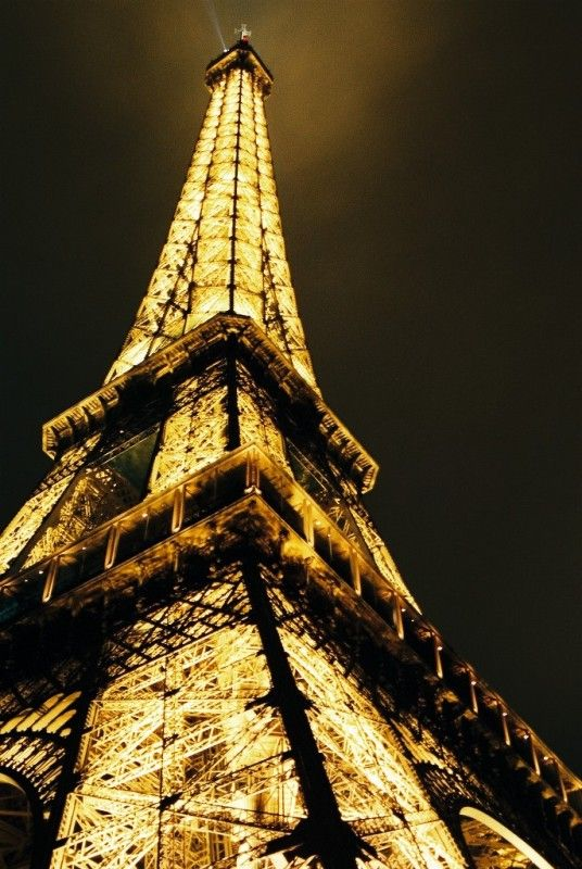 Eiffel Tower, Paris, France  Copyright: Vicki Mallon