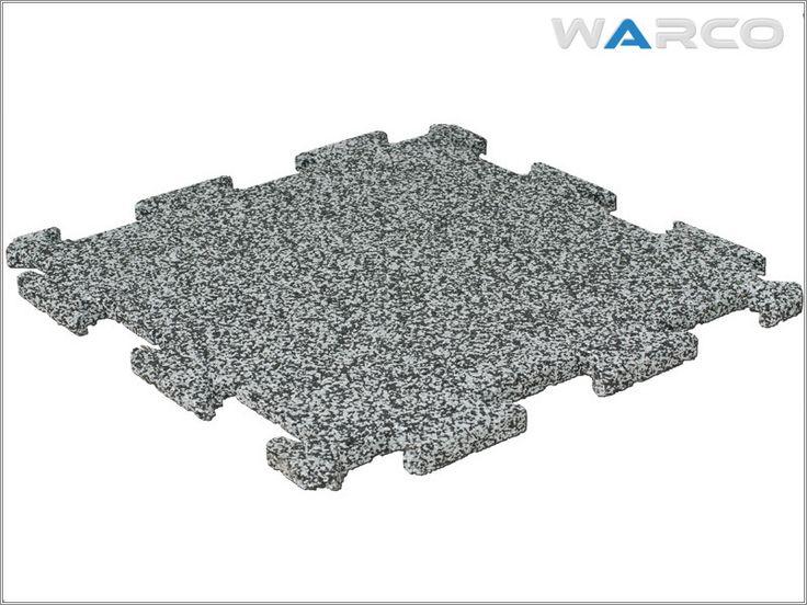 Balkonbelag R 18 mm - grauer Granit