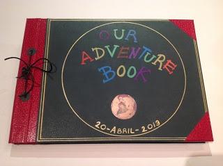 Album My Adventure Book