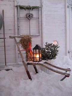 Inspiration jul - En klippbok om inredning