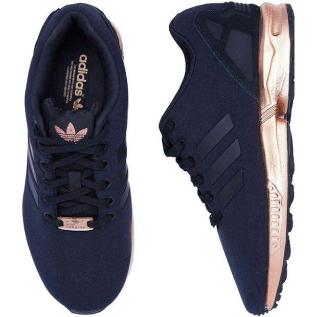 ff19299b1 Trendsetter ADIDAS ZX Flux Women Running Sport Casual Shoes Sneakers