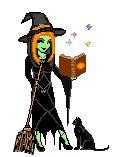 Gifs de Brujas para Halloween