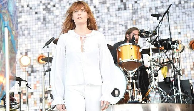 Florence and The Machine Headlining Glastonbury After Foo Fighters Exit