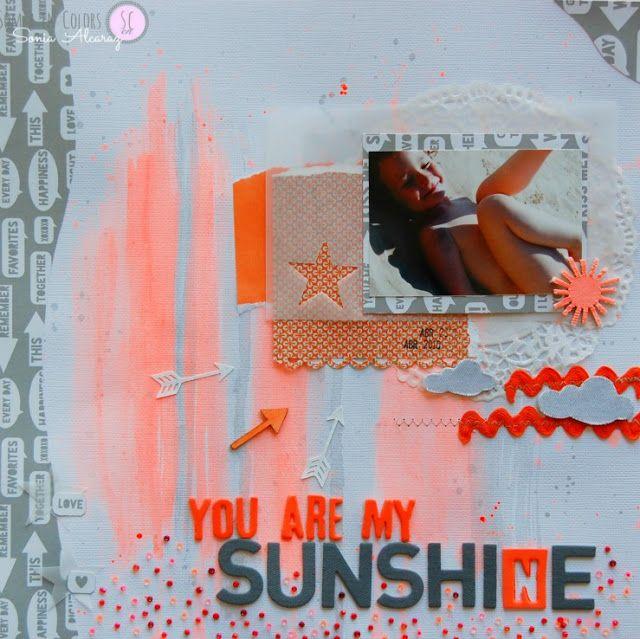 DIY : reutiliza tus bolígrafos de gel (You are my Sunshine)
