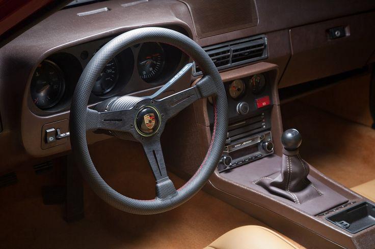 1979 Porsche 924 - 2.0 litre. 4 speed   Classic Driver Market