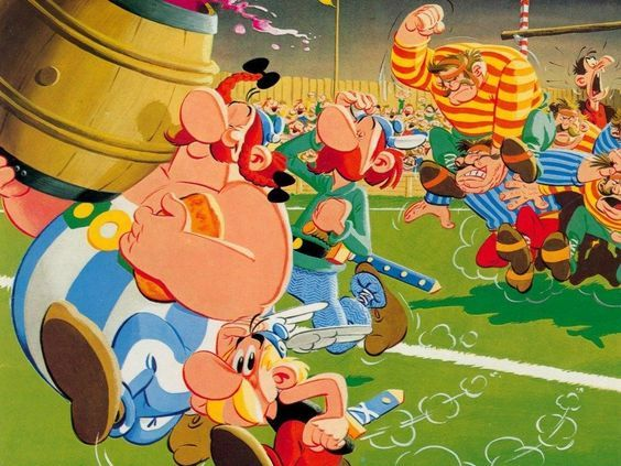 Connu 25 best asterix & obelix images on Pinterest | Comic art, Tintin  KX39