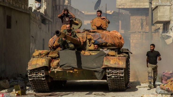 Сирия итоги за сутки на 12 апреля 6.00: противостояние «Нусры» и «Тигров» в Хаме, потери ИГ под Пальмирой https://riafan.ru/711513-siriya-itogi-za-sutki-na-12-aprelya-600-protivostoyanie-nusry-i-tigrov-v-hame-poteri-ig-pod-palmiroi