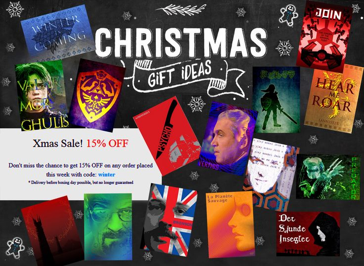 15% OFF All Movie Posters by Scar Design for your Christmas Gifts. Use Code: winter   #sales #discount #salesposters #buyposters #poster #displate #scardesign #movieposter #tvSeries #homedecor #giftsforhim #giftsforher #wallart #scifiposters #homegifts #movieposters #xmasgifts #christmasshopping #christmasgifts #cinemaposters #cinephile #alternativemovieposters #minimalmovieposters  #xmasgifts #chrstmasgifts #buychristmasgifts #buymovieposters #gamesposters #gamingposters #bestmovies #movies