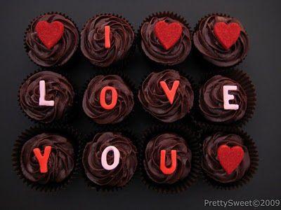 Da série: para o Dia dos Namorados – Cupcakes apaixonados   Barth Shoes