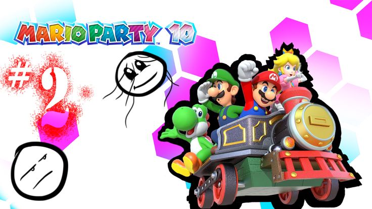 Mario Party 10: Roll Out!  https://www.youtube.com/watch?v=cBJsVTY4UWw