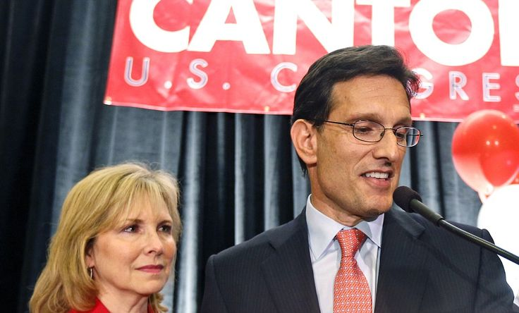 The grassroots is in revolt': Crushing defeat of Eric Cantor by Tea Party kills Obama's hopes of immigration reform and throws GOP leadership in chaos....6/11>>>