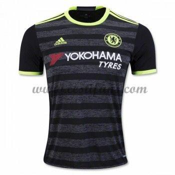 Chelsea Fotbalové Dresy 2016-17 Venkovní Dres