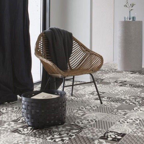 les 41 meilleures images du tableau pvc carreaux de ciment. Black Bedroom Furniture Sets. Home Design Ideas