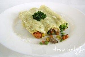 Cannelloni cu legume – de post - Culinar.ro