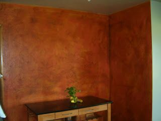 Paper Bag Wall Paper Finish