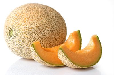 Immune-Boosting Fruits - The healing ability of cantaloupe comes from its beta carotene.  Vitamin A plays a big hand in producing white blood cells to fight disease. Also rich in vitamin C, this fruit helps protect against colds, cancer, and heart disease.    Immune-Boosting Fruits - For Dummies