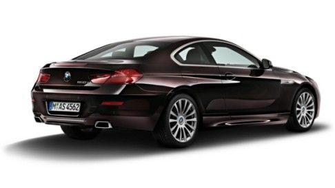 Estão disponíveis componentes exclusivos que permitem realçar cada faceta do BMW Série 6 Coupé.