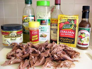 Tri -Tip in the crock pot could not be easier. There is no browning, no trimming the fat, just season and walk away. But finding Tri -Tip i...