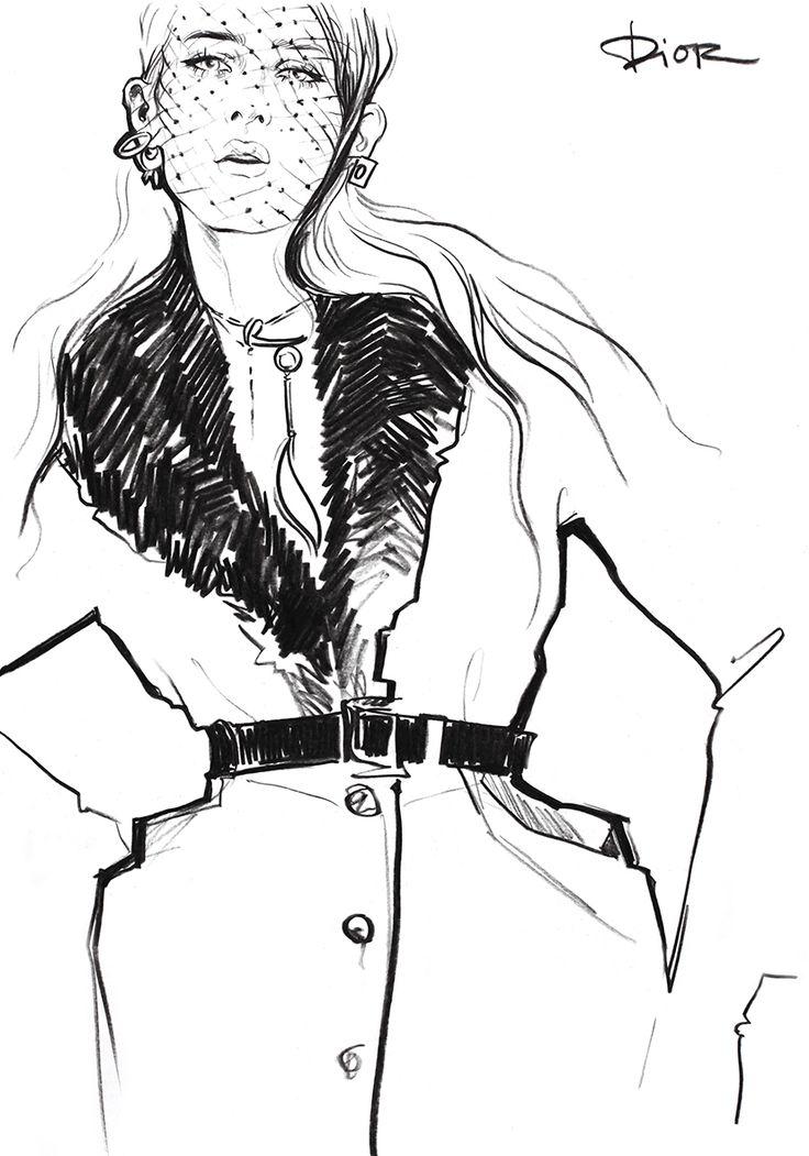 Вместе с Домом Dior Алена Лавдовская организовала мастер-класс Drawing Christian Dior, на котором все желающие могли из первых рук узнать секреты fashion-иллюстрации. Специально для проекта фотограф Даша Ястребова и креативный директор ЦУМа Даниил Берг со…