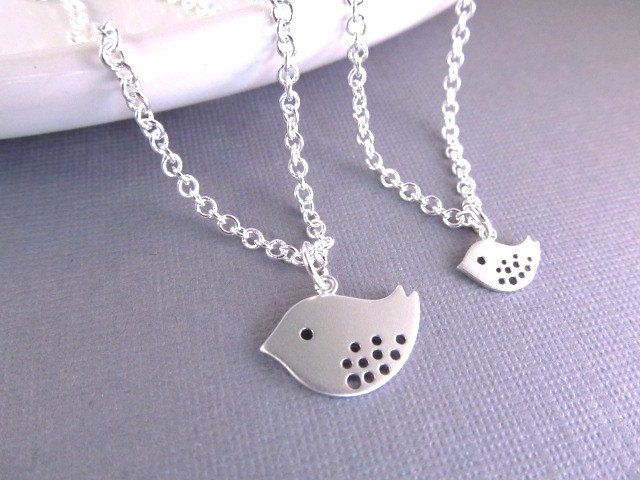 Mother Daughter Necklace Set Of 4 The Best Daughter Of 2018