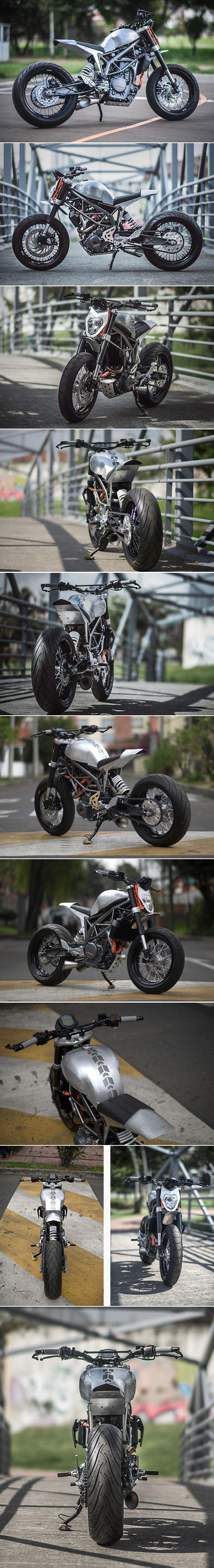 KTM 390 Duke – Garaje 57                                                                                                                                                      Más
