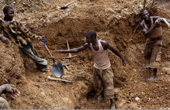 In 2-years Nigeria lost N3.23trillion ($9billion) to Illegal mining http://ift.tt/2mXn2w7