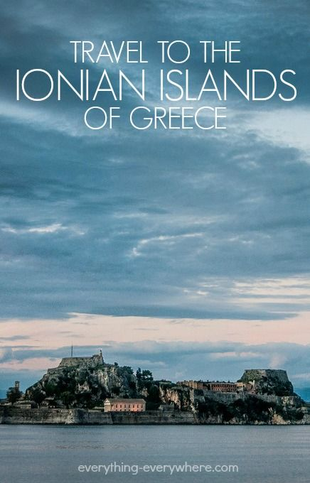 The Ionian Islands is a group of islands in Greece, belonging to the Ionian Sea. Travel to the Ionian Islands and you will have much to explore.