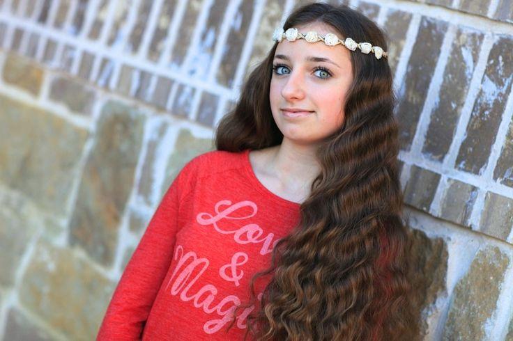 No-Heat Bandana Curls | Cute Girls Hairstyles