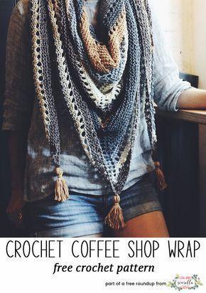 Meus padrões de crochê de blogueiro favoritos de 2017