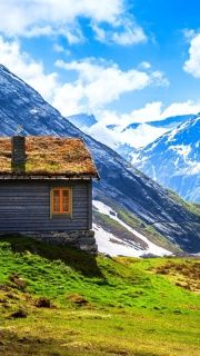 Mountain Cabin in Norway