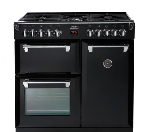 Stoves Richmond 900DFT Dual Fuel Range Cooker