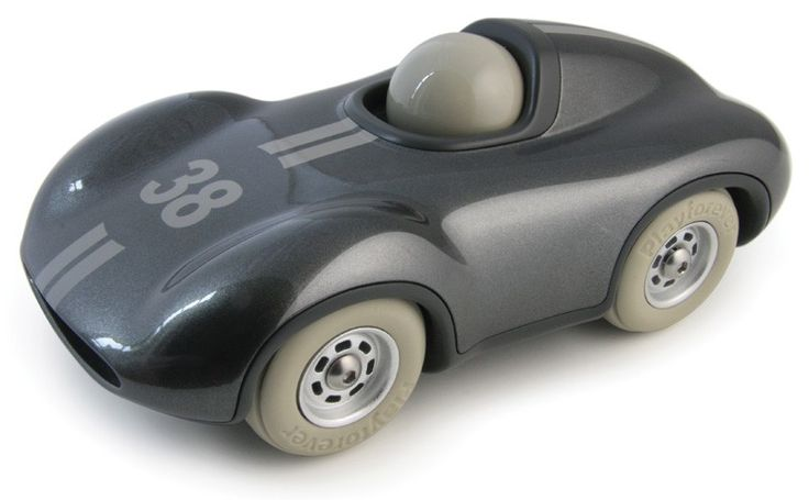 Playforever - Mini Racing Car Gunmetal because you can never have enough toy cars in a CAR Lover family ;) #pintowin #entropywishlist