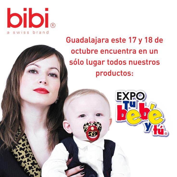 #MamiChic si vives en #Guadalajara y quieres asistir a la Expo Bebé y Tú, ¡quédate al pendiente pues estaremos regalando pases!