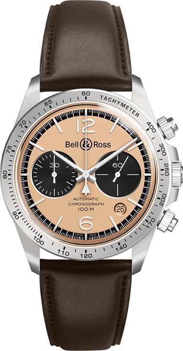 Bell & Ross BR V1-92 y BR V2-94  Como cada que la firma lanza una propuesta conceptual o de diseño, en esta ocasión no es la excepción que se presente el nuevo BR V1-92, que luce una caja de 38.5 mm de diámetro de acero pulido y que monta en su interior un calibre mecánico automático que posibilita la indicación de horas, minutos y segundos, con fechador en punto de las 4:30 horas.