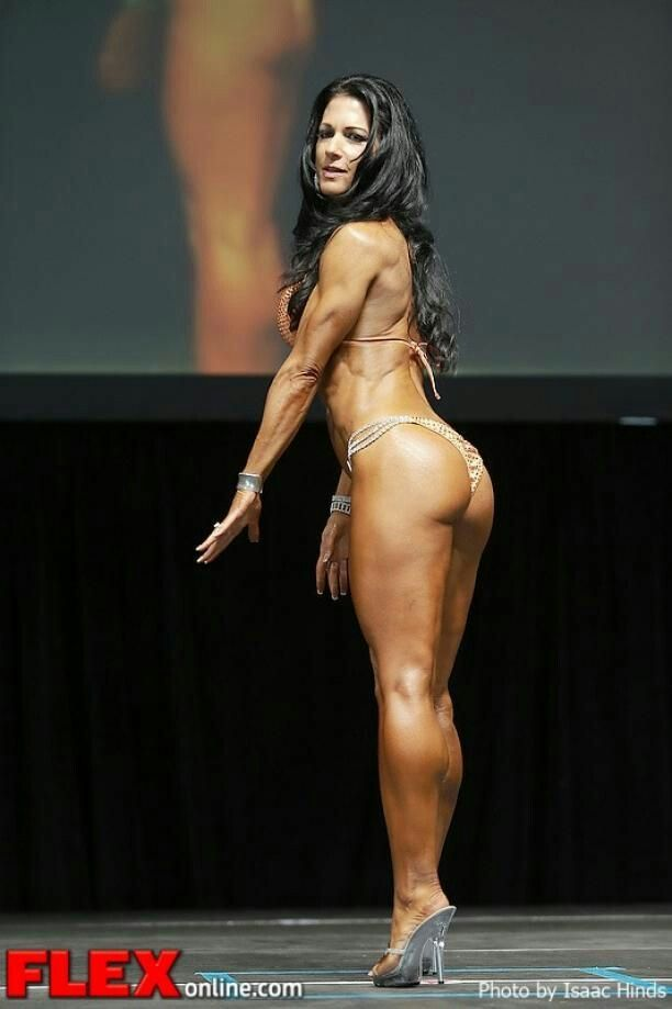 Best Legs In Natural Bodybuilding