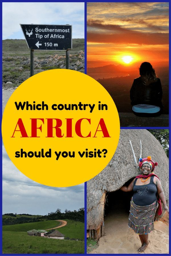 Which country in AFRICA should you visit