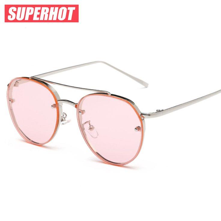 $7.68 (Buy here: https://alitems.com/g/1e8d114494ebda23ff8b16525dc3e8/?i=5&ulp=https%3A%2F%2Fwww.aliexpress.com%2Fitem%2FSUPERHOT-Newest-steam-punk-sunglasses-women-Metal-frame-yellow-ocean-sunglasses-ladies-summer-design-flalt-pink%2F32779573609.html ) SUPERHOT Newest steam punk sunglasses women Metal frame yellow ocean sunglasses ladies summer design flalt pink lenses for just $7.68