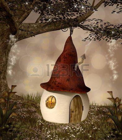 Elf little house photo