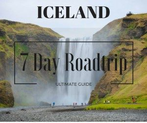 7 DAYS AROUND ICELAND - THE ULTIMATE ROADTRIP GUIDE - My Ticklefeet